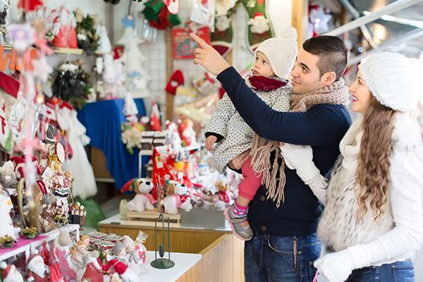 Holiday Craft Fairs Bay Area