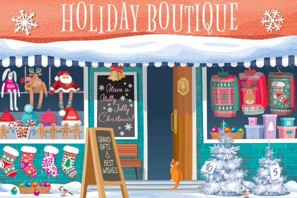 The 2017 rancho solano holiday boutique your town monthly for Holiday boutique