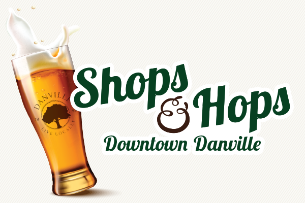 Shops and Hops Craft Brew Stroll