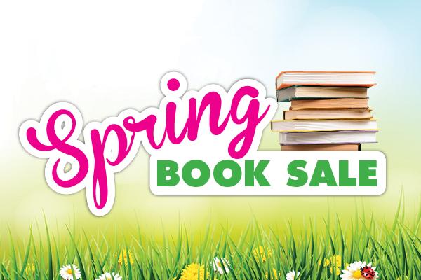 Pleasanton Library Spring Book Sale