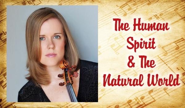 The Human Spirit & the Natural World