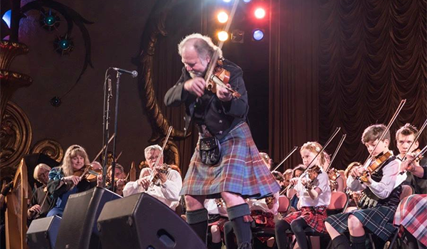 San Francisco Scottish Fiddlers