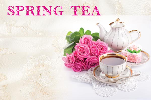 Spring Tea