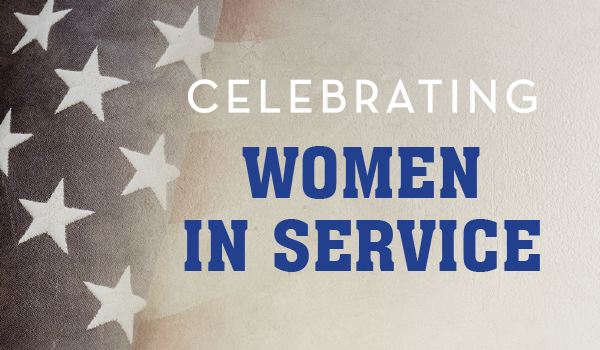 Celebrating Women in Service