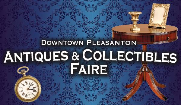 Pleasanton Antiques & Collectibles Faire
