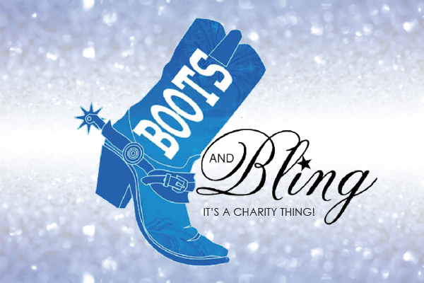 Boots and Bling – It's a Charity Thing!