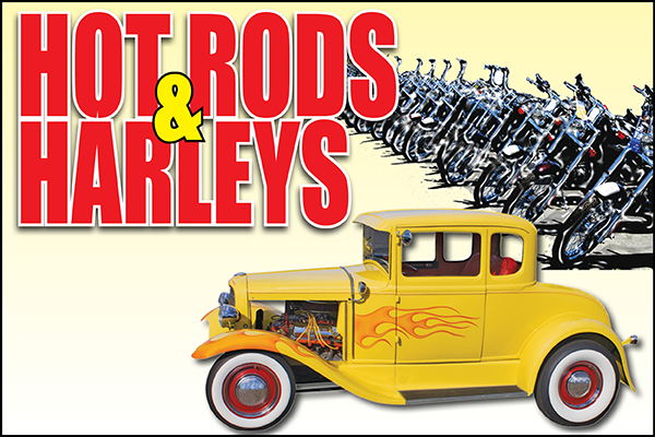 hot rods harleys