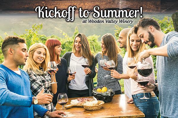 kickoff summer wooden valley