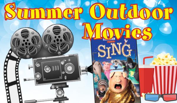 Summer Outdoor Movies