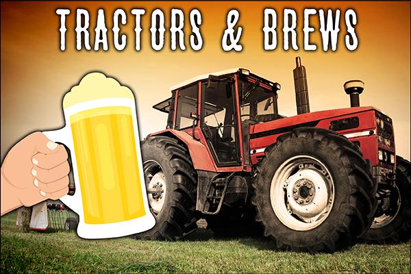 tractors brews woodland