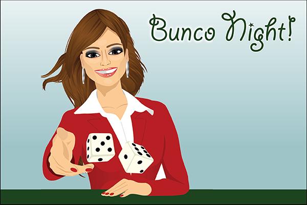 bunco night fairfield