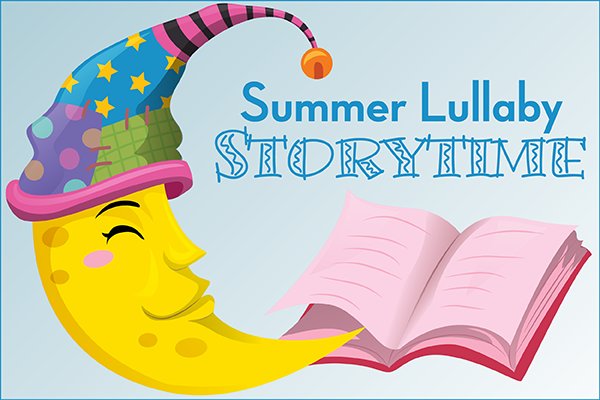 summer lullaby storytime