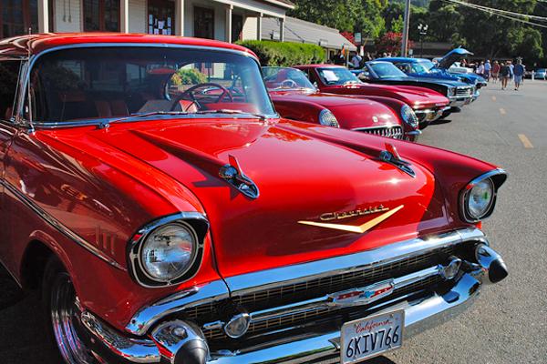 Hot Summer Sundays Car Show