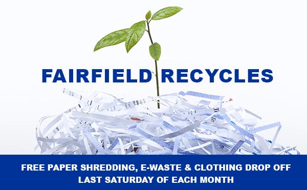 fairfield recycles