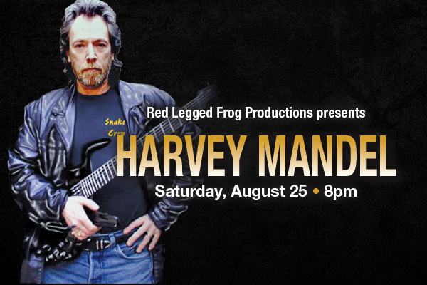 Harvey Mandel
