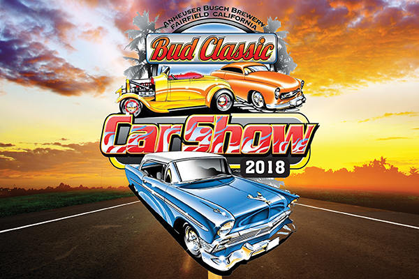 9th annual bud classic car show