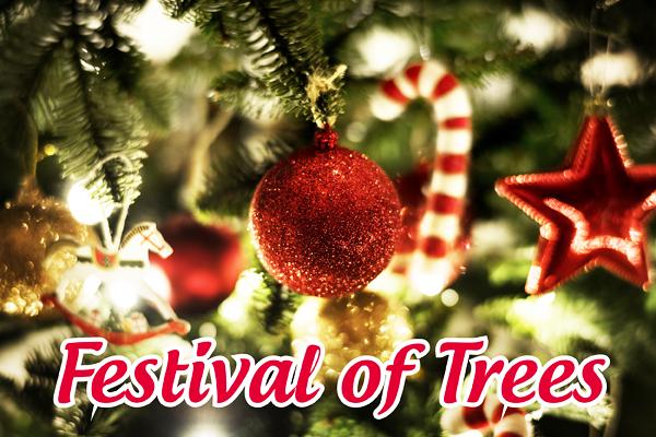 dixon festival trees 2018