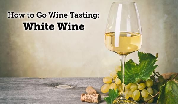 wine tasting white wine