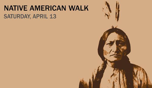 native american walk