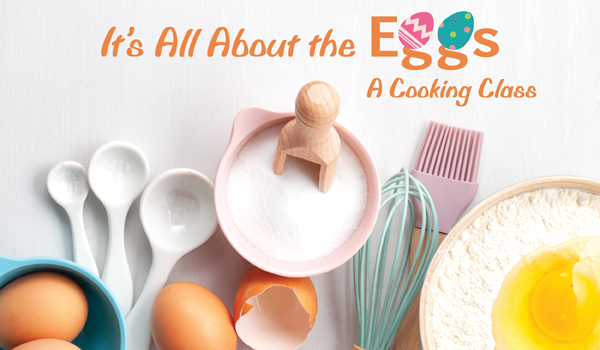 eggs cooking class