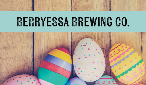 easter berryessa brewing