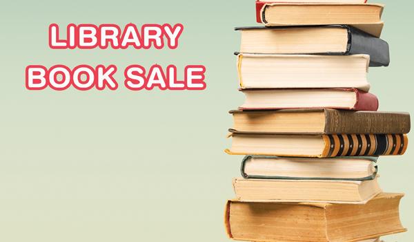 vacaville book sale