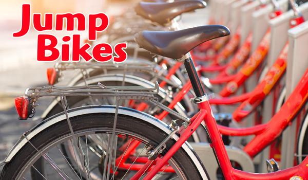 jump bikes
