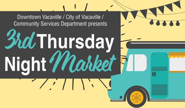 3rd thursday night market