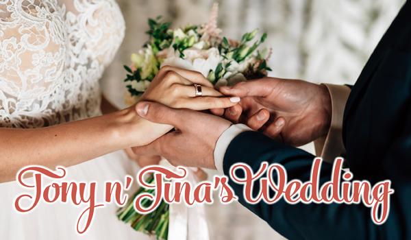 tony tina wedding