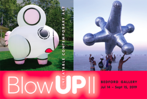 bedford gallery exhibit blow up