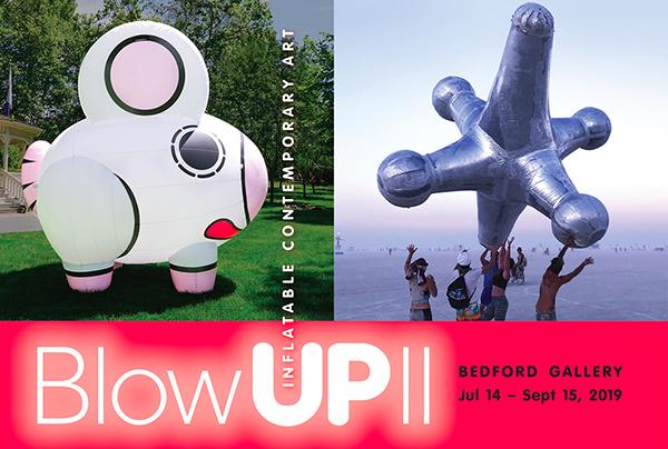 bedford gallery exhibit blow up