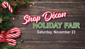shop dixon holiday fair