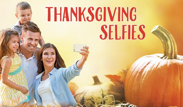 thanksgiving selfies vacaville