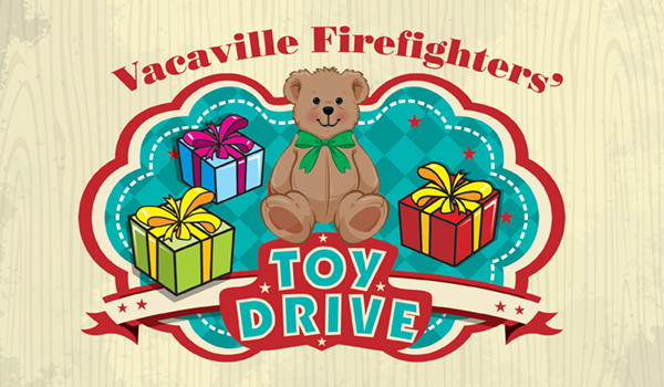 vacaville firefighters toy drive