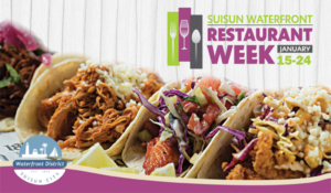 suisun waterfront restaurant week
