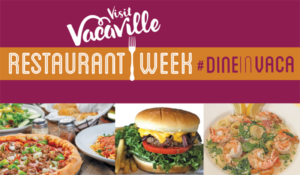 vacaville restaurant week
