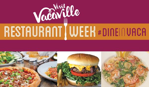 vacaville restaurant week