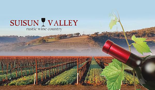 suisun valley wine country