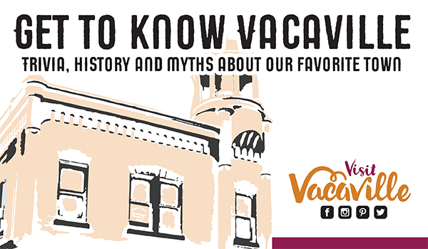 get to know vacaville