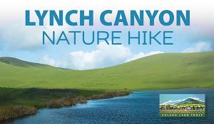 lynch canyon nature hike