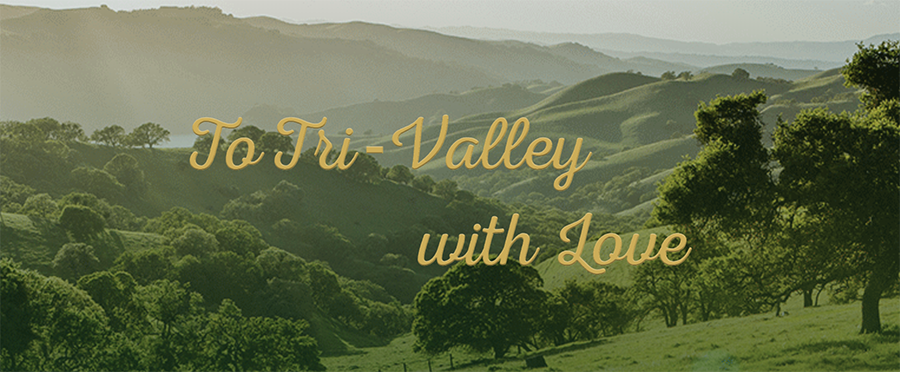 To Tri-Valley with Love