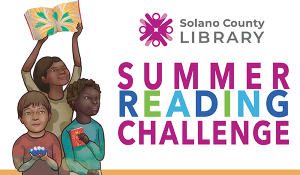solano summer reading challenge