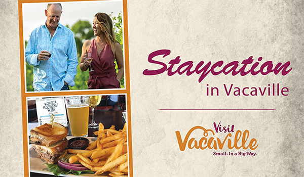 staycation in vacaville