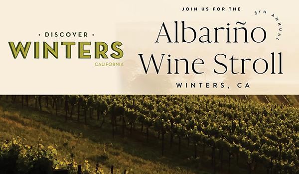 albarino wine stroll