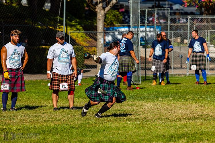 scottish highland games