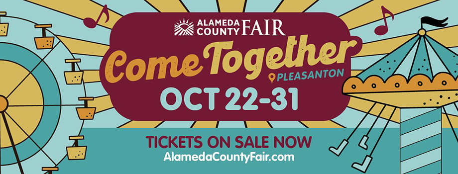 Come Together at the Alameda County Fair
