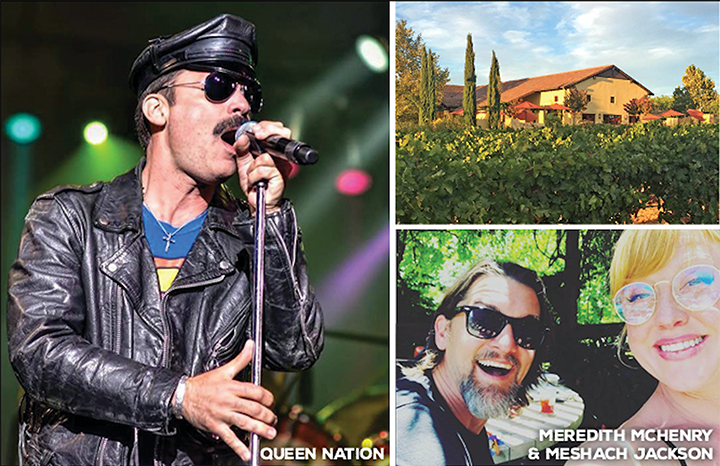 Queen Nation, Live Music in Livermore