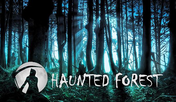 dixon haunted forest