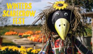 winters scarecrow fest
