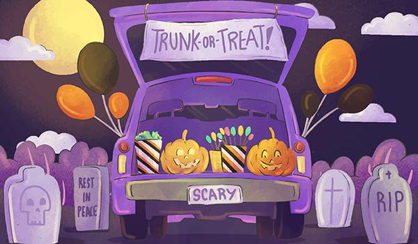 trunk or treat dixon